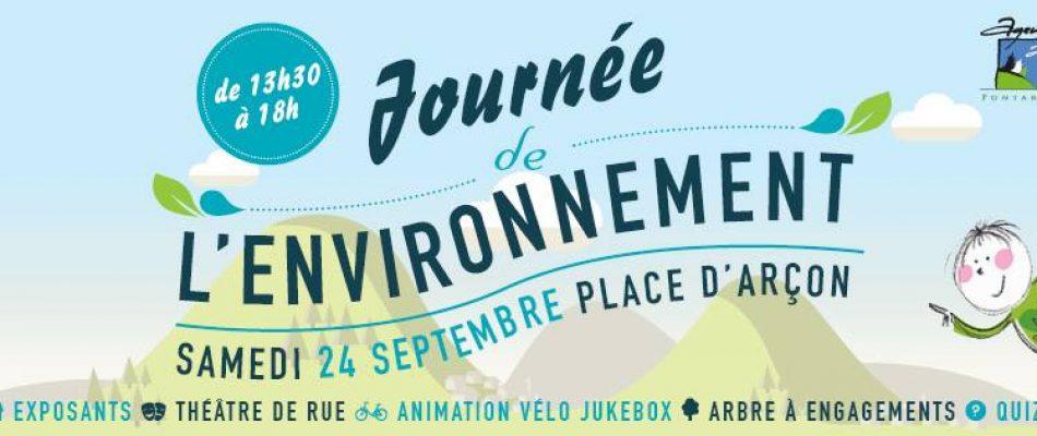 Journée de l'environnement à Pontarlier