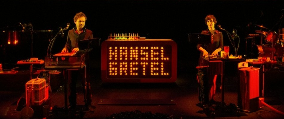 Hansel et Gretel par la compagnie La Cordonnerie