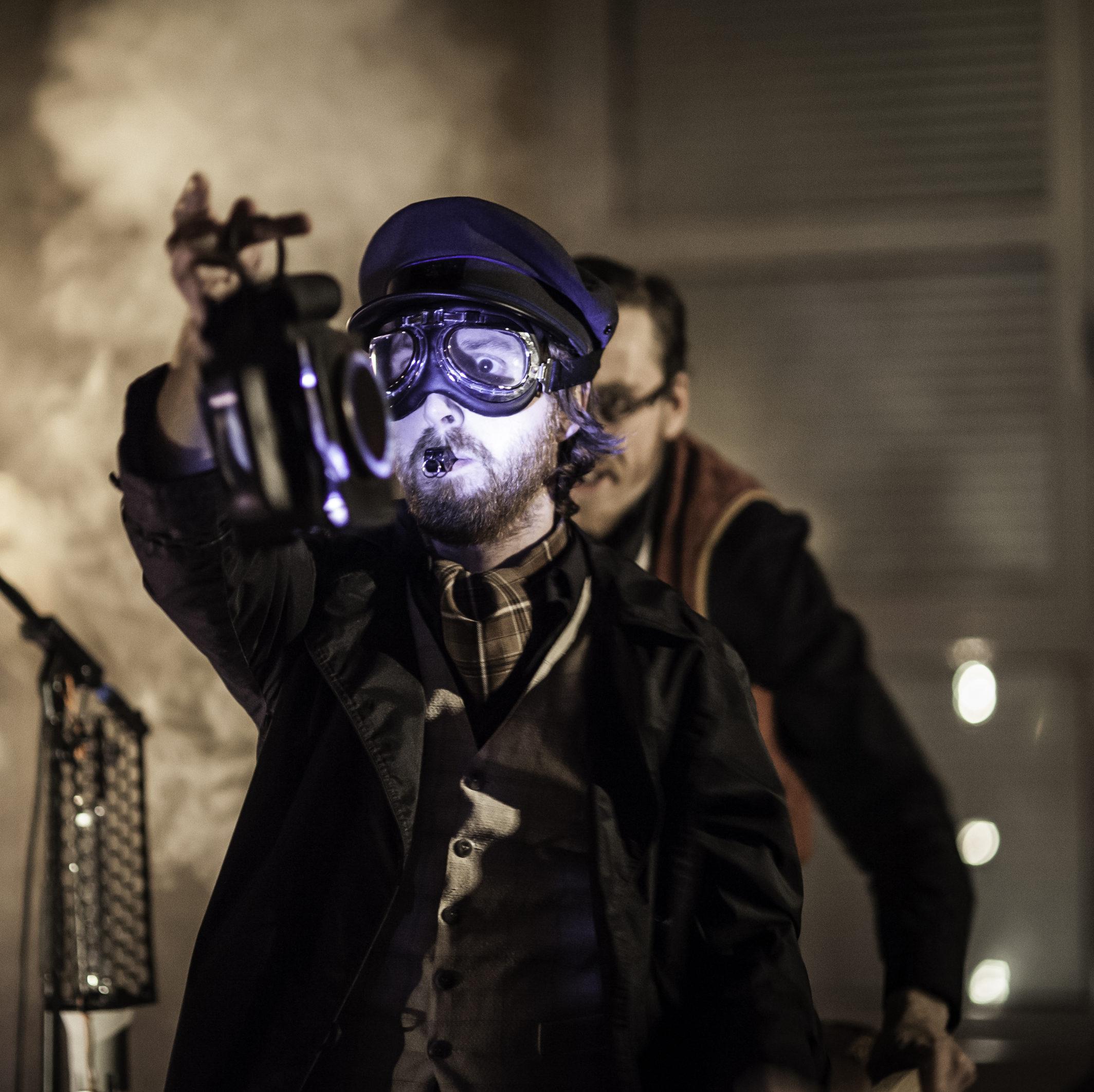 Sortie Théâtre : Sherlock, son dernier coup d'archet / Cie des Ô