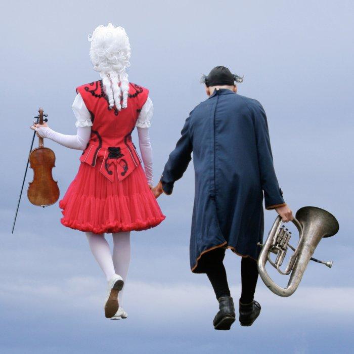 Sortie Théâtre : Concerto pour deux clowns / Les Rois Vagabonds