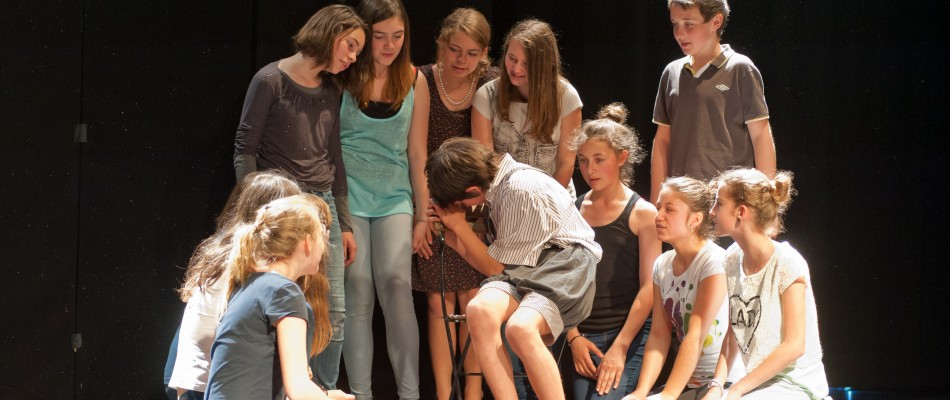 L'école de théâtre fait sa rentrée