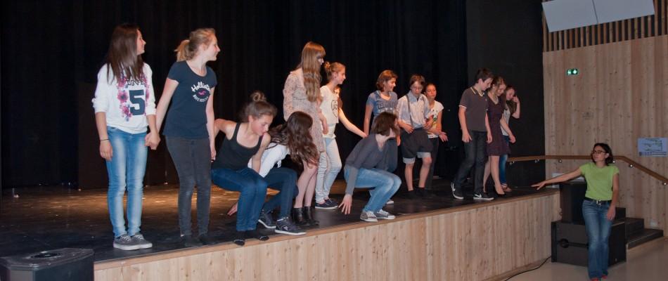 Représentations SCOLAIRES (uniquement) de l'Ecole de Théâtre