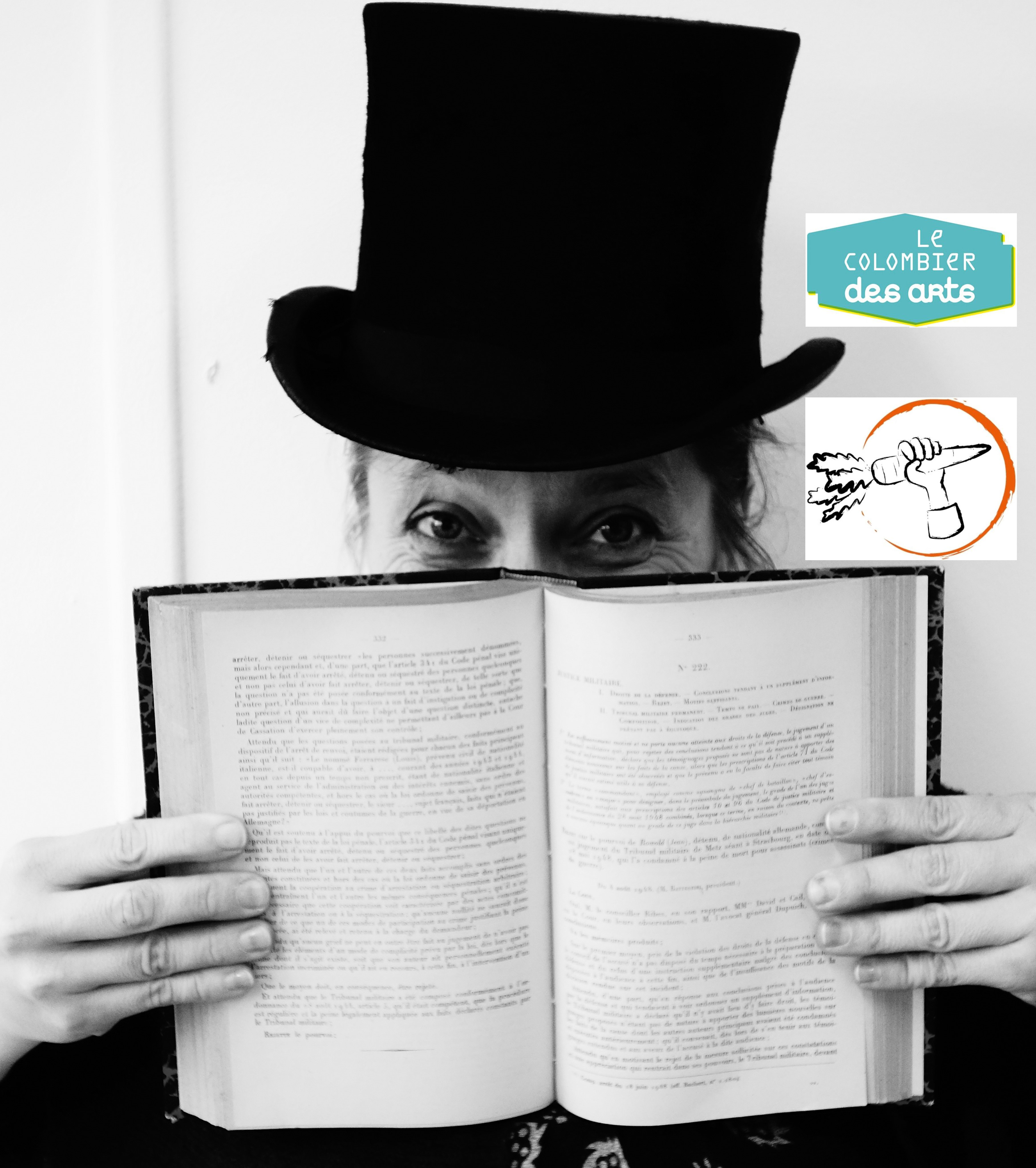 """Bibliothèque Humaine 2021 """"confinée"""" !"""